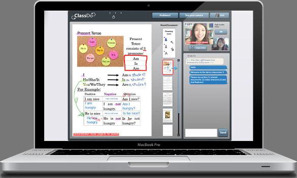 Laptop-classroom-document